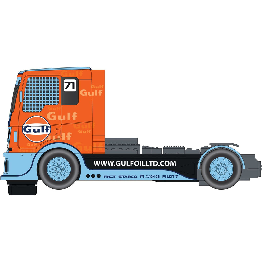 Team Truck Gulf No. 71 - C4089 -Available