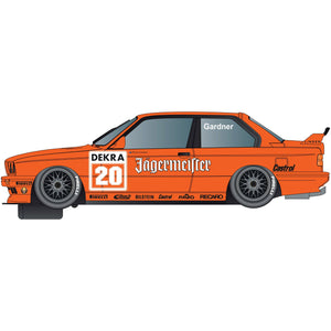 BMW E30 M3 - Team Jagermeister Twin Pack - C4110A