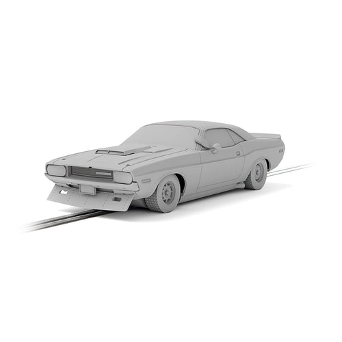 Dodge Challenger - Sam Posey No.76 - C4164 -PRE ORDER Q4 2020