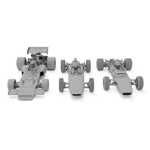 The Genius Of Colin Chapman - Lotus F1 Triple Pack - C4184A -PRE ORDER Q4 2020