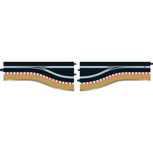 Pit Lane Track (Left Hand) - Includes Sensor - C7014 -Available