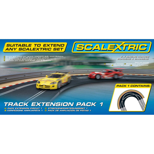Track Extension Pack 1 - Racing Curve - C8510 -Available