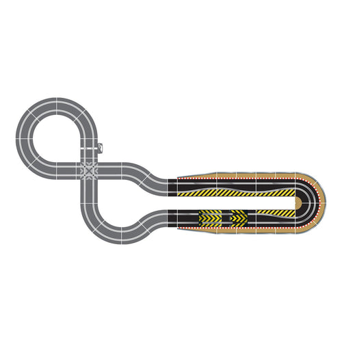 Ultimate Track Extension Pack - Extended Hairpin - C8514 -Available