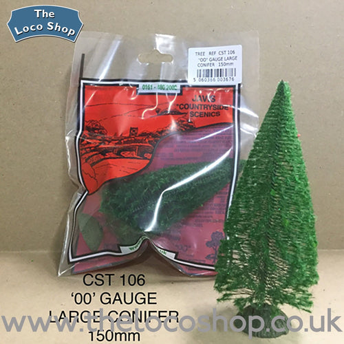 JAVIS 'OO' CONIFER   - CST106