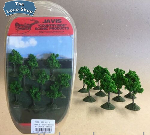 COUNTRYSIDE 9X50MM N TREES     - CST1
