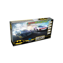 Load image into Gallery viewer, Micro Scalextric Batman vs Joker Battery Powered Race Set - G1155M -PRE ORDER Q3 2020