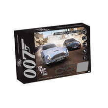 Load image into Gallery viewer, Micro Scalextric James Bond 'No Time To Die' Battery Powered Race Set - G1161M -PRE ORDER Q3 2020