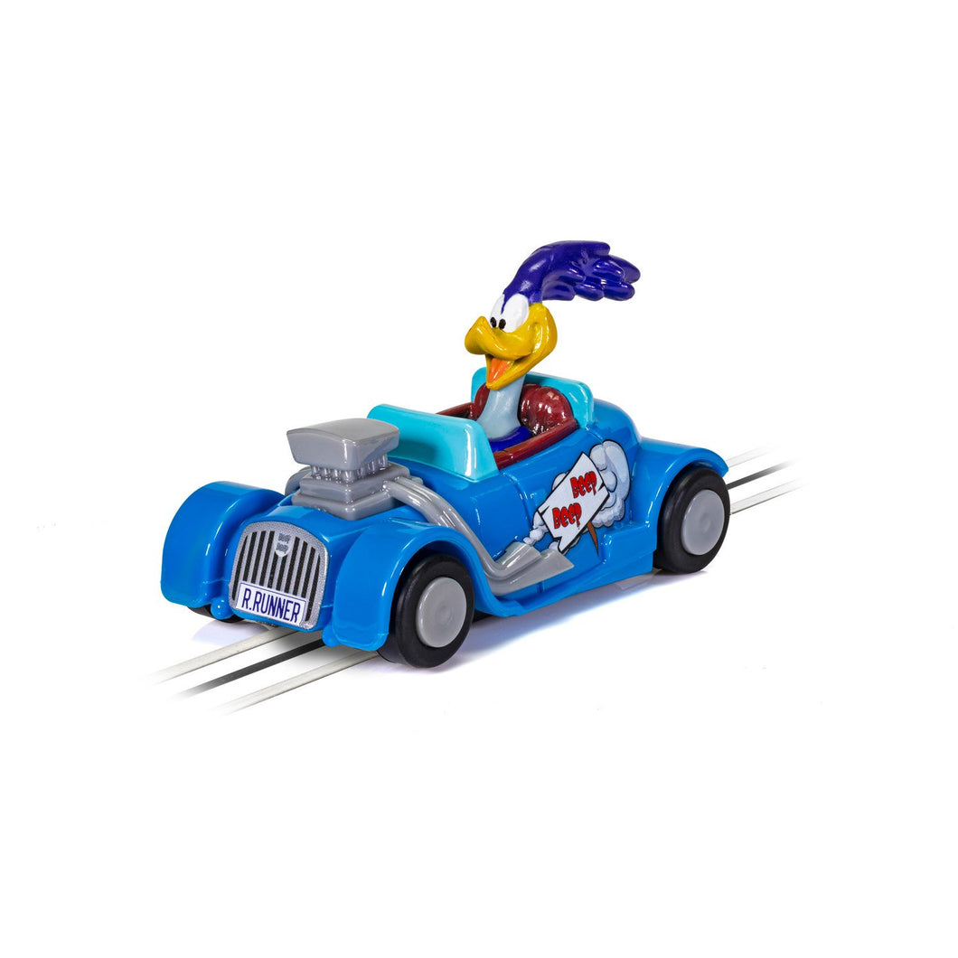 Micro Scalextric - Looney Tunes Road Runner car - G2164 -Available