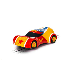 Micro Scalextric - Justice League Wonder Woman car  - G2168 -Available