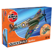 Load image into Gallery viewer, QUICKBUILD Spitfire - J6000