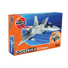 Load image into Gallery viewer, QUICKBUILD F22 Raptor - J6005 -Available