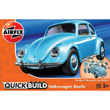 Load image into Gallery viewer, QUICKBUILD VW Beetle - Blue - J6015 -Available
