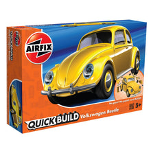 Load image into Gallery viewer, QUICKBUILD VW Beetle - Yellow - J6023 -Available