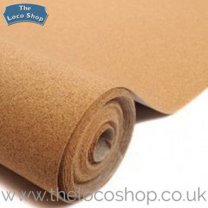 1/8 X 24 X 36 CORK SHEET 2.5mm - JCS18L