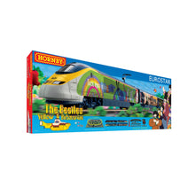 Load image into Gallery viewer, Eurostar 'Yellow Submarine' Train Set - R1253M  NXD