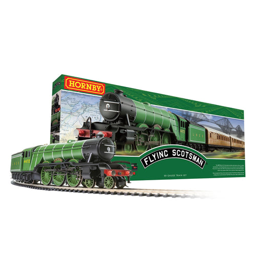 Flying Scotsman Train Set  - R1255M -PRE ORDER Jun-20