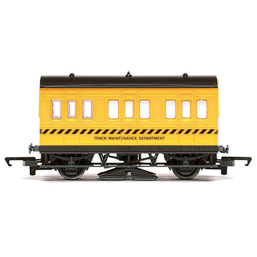 Track Cleaning Coach - Era 7 - R296 -Available