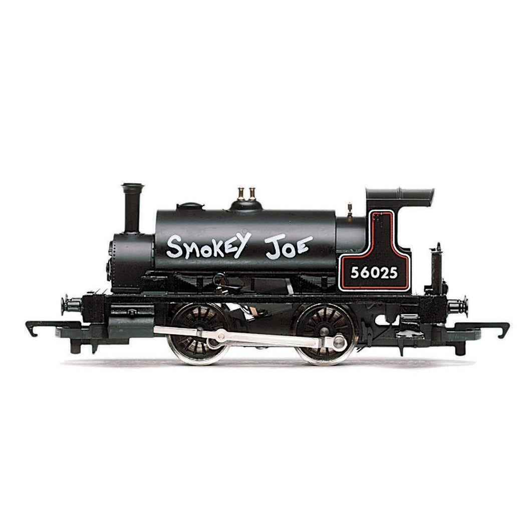 RailRoad, BR, Class 264 'Pug', 0-4-0ST, 56025 'Smokey Joe' - Era 4/5 - R3064 -Available