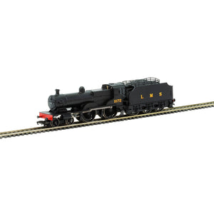 LMS, Class 4P Compound, 4-4-0, 1072 - Era 3 - R3276 -Available