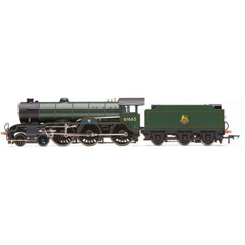 BR, B17/6 Class, 4-6-0, 61665 ?Leicester City? - Era 4 - R3523 -Available