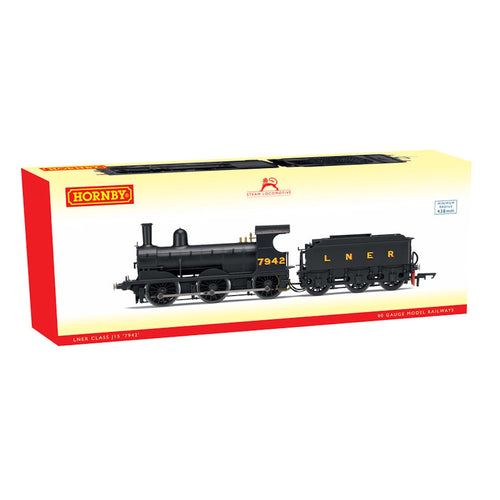 LNER, J15 Class, 0-6-0, 65477 - Era 3 - R3529 -Available