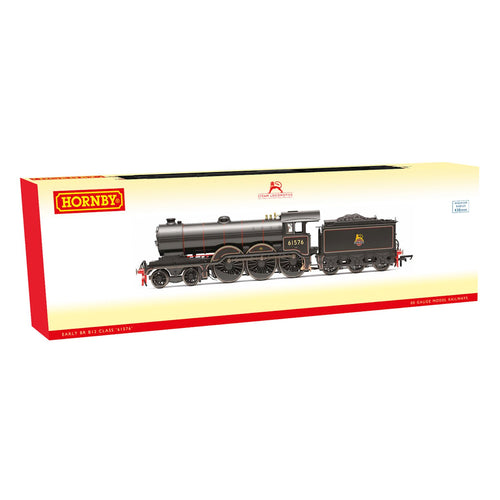 BR, B12 Class, 4-6-0, 61576 - Era 4 - R3546 -Available