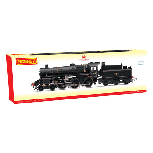 BR, Standard 4MT Class, 4-6-0, 75053 - Era 4 - R3548 -Available