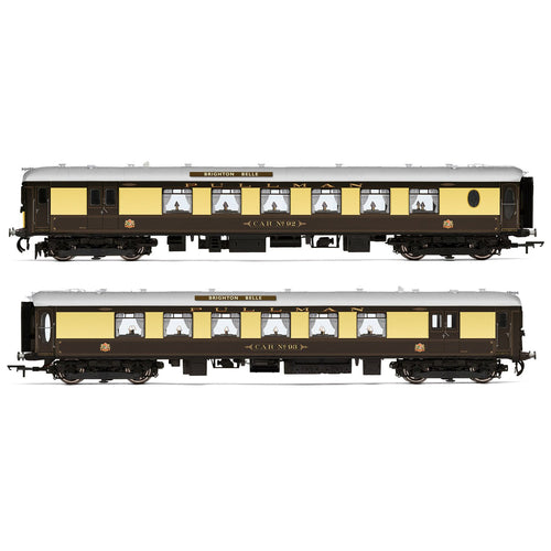 Brighton Belle' Train Pack - Era 6 - R3606 -Available