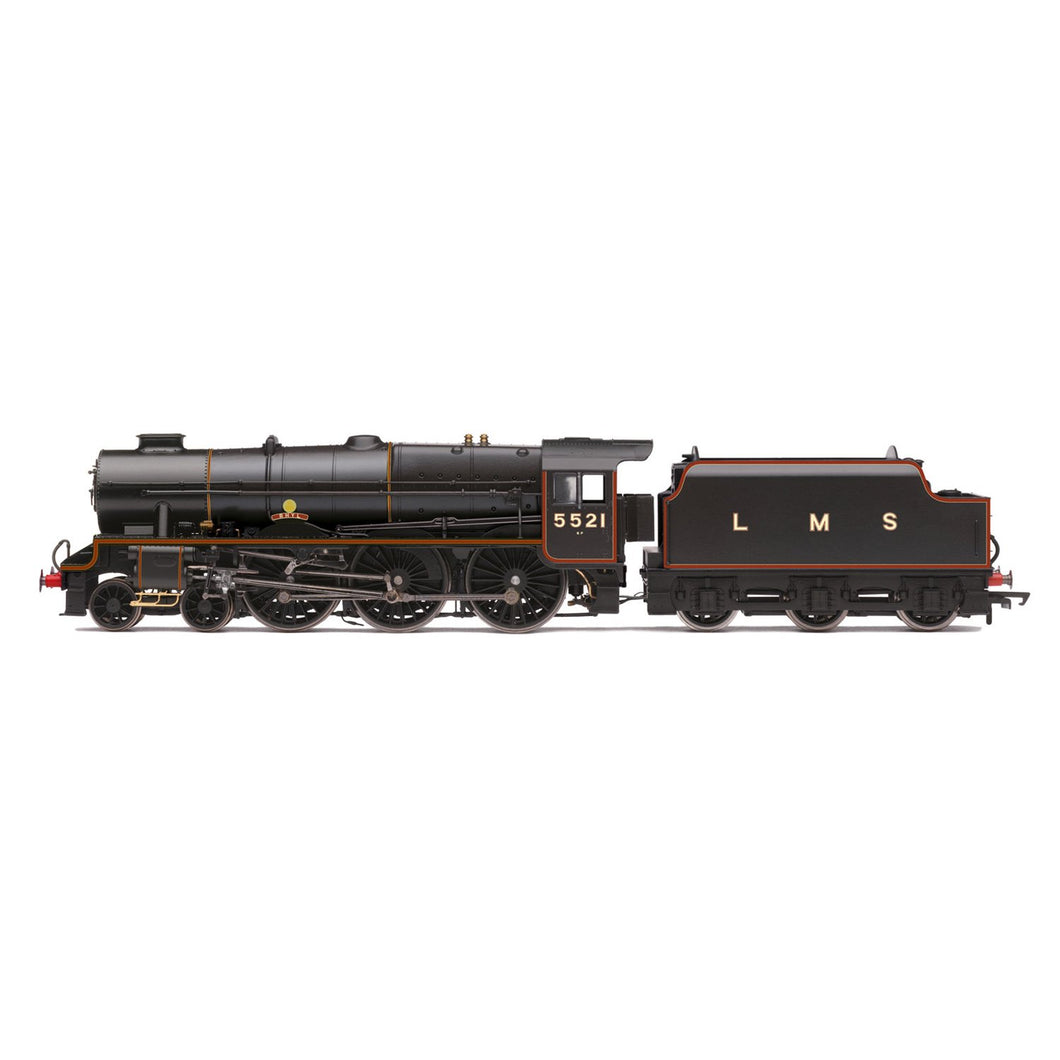 LMS, Patriot Class, 4-6-0, 5521 ?Rhyl? - Era 3 - R3614 -Available
