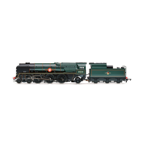 BR, Rebuilt Merchant Navy Class, 4-6-2, 35030 ?Elder Dempster Lines? - Era 5 - R3617 -Available