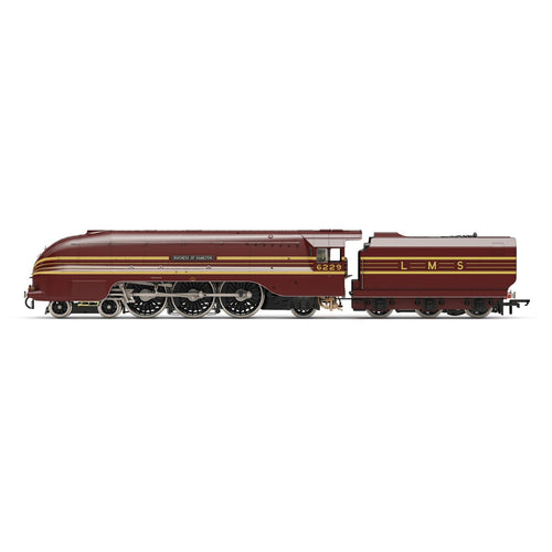 LMS, Princess Coronation Class, 4-6-2, 6229 ?Duchess of Hamilton? - Era 3 - R3677 -Available