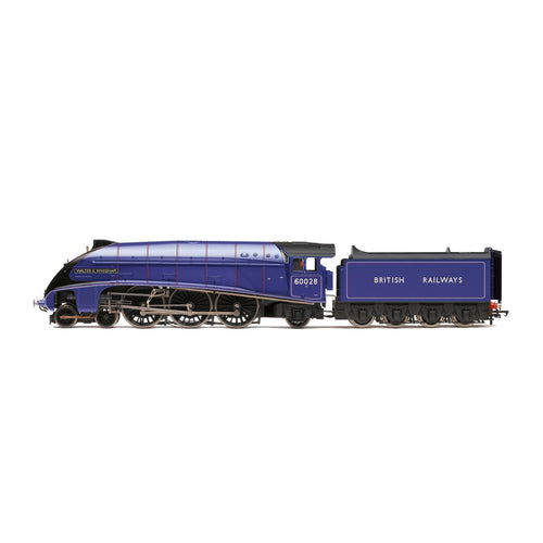 BR, A4 Class, 4-6-2, 60028 ?Walter K Whigham? - Era 4 - R3701 -Available