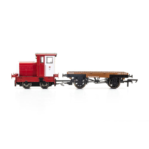 John Dewar & Sons, R&H 48DS, 0-4-0, No. 458957 - Era 8 - R3705 -Available