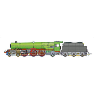 BR, Princess Royal, 4-6-2, 46206 'Princess Marie Louise' - Era 4 - R3711 -Available