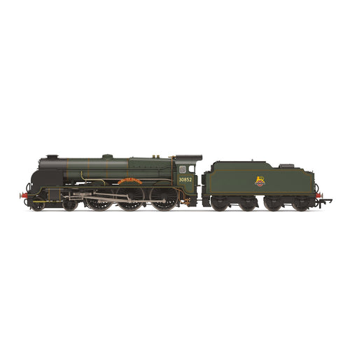 BR (Early), Lord Nelson Class, 4-6-0, 30852 'Sir Walter Raleigh' - Era 5 - R3732 -PRE ORDER - (from 2020 range)