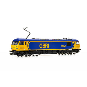 GBRf Europorte, Class 92, Co-Co, 92043 'Debussy' - Era 11 - R3741 -Available