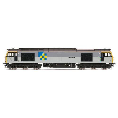 BR Railfreight, Class 60, Co-Co, 60015 'Bow Fell' - Era 8 - R3743 -Available