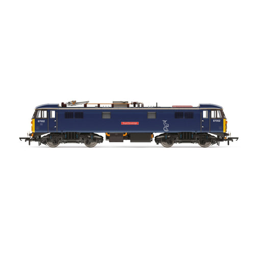Caledonian Sleeper, Class 87, Bo-Bo, 87002 'Royal Sovereign' - Era 10 - R3751 -Available