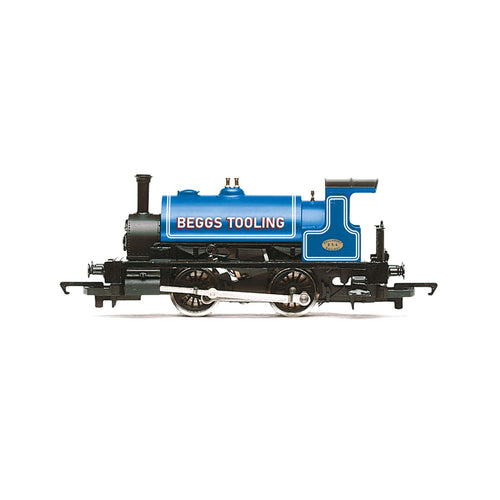 Beggs Tooling, Class 264 'Pug', 0-4-0ST, 854 - Era 2/3 - R3753 -Available