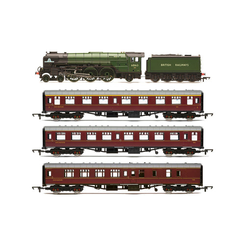 British Railways, 60163 Tornado 'The Aberdonian' Train Pack - Era 11 - R3828 -PRE ORDER - (from 2020 range)
