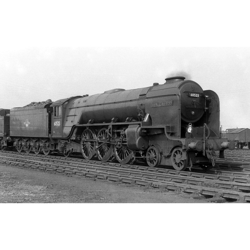 BR, Thompson Class A2/3, 4-6-2, 60523 'Sun Castle' - Era 5 - R3835 -PRE ORDER Dec-20