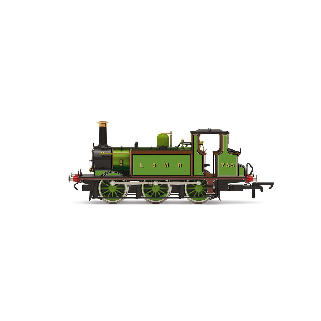 LSWR, 'Terrier', 0-6-0T, 735 - Era 2 - R3846X -PRE ORDER Sep-20