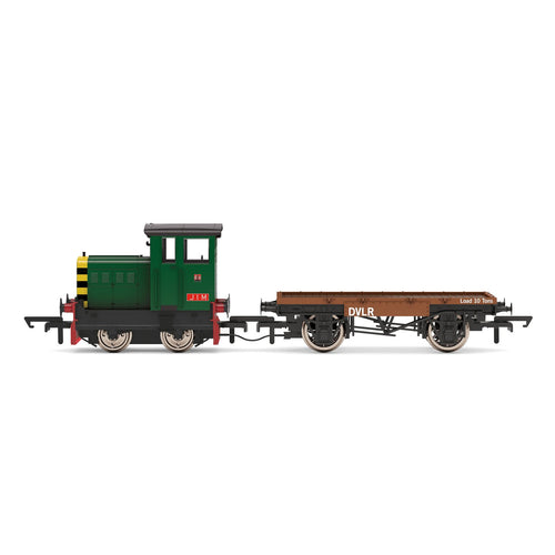 DVLR, Ruston & Hornsby 48DS, 0-4-0, 417892 'Jim' - Era 8 - R3852 -PRE ORDER Feb-21