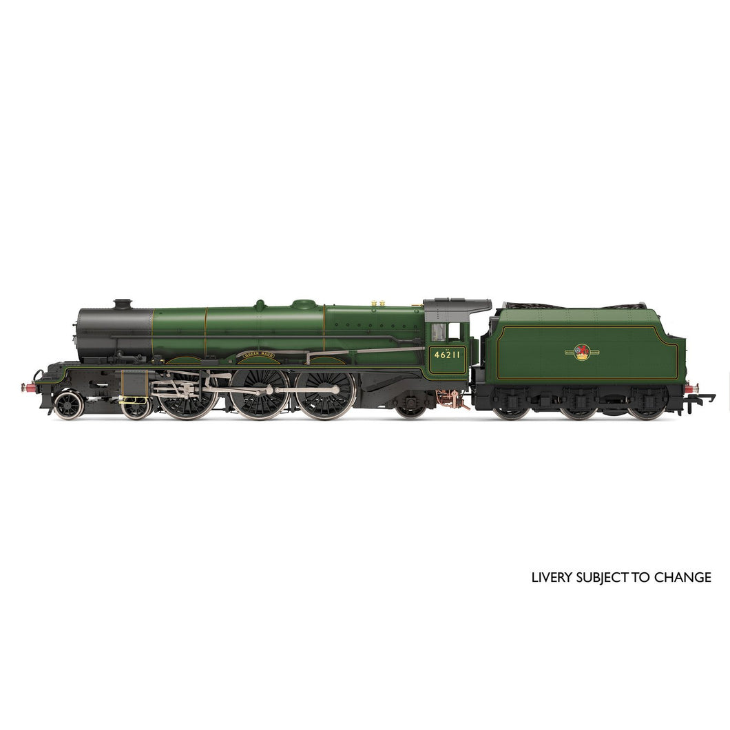 BR, Princess Royal Class, 4-6-2, 46211 'Queen Maud' - Era 5 - R3855 -PRE ORDER Jul-20