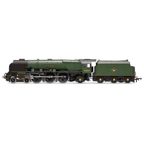 BR, Princess Coronation Class, 4-6-2, 46257 'City of Salford' - Era 5 - R3856 -PRE ORDER - (from 2020 range)