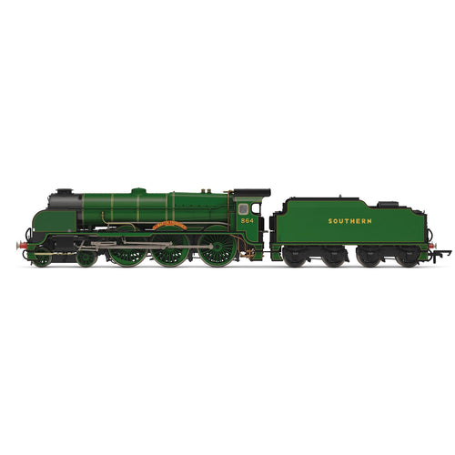 SR, Lord Nelson Class, 4-6-0, 864 'Sir Martin Frobisher' - Era 3 - R3862 -PRE ORDER Jan-21