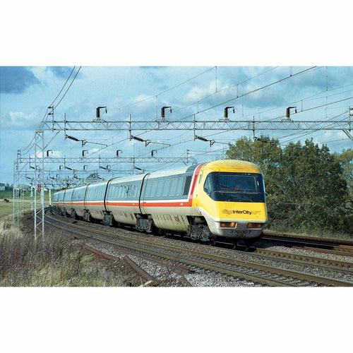 BR, Class 370 Advanced Passenger Train, Set 370 001 and 370 002, 7-car pack - Era 7 - R3874 -PRE ORDER - (from 2020 range)
