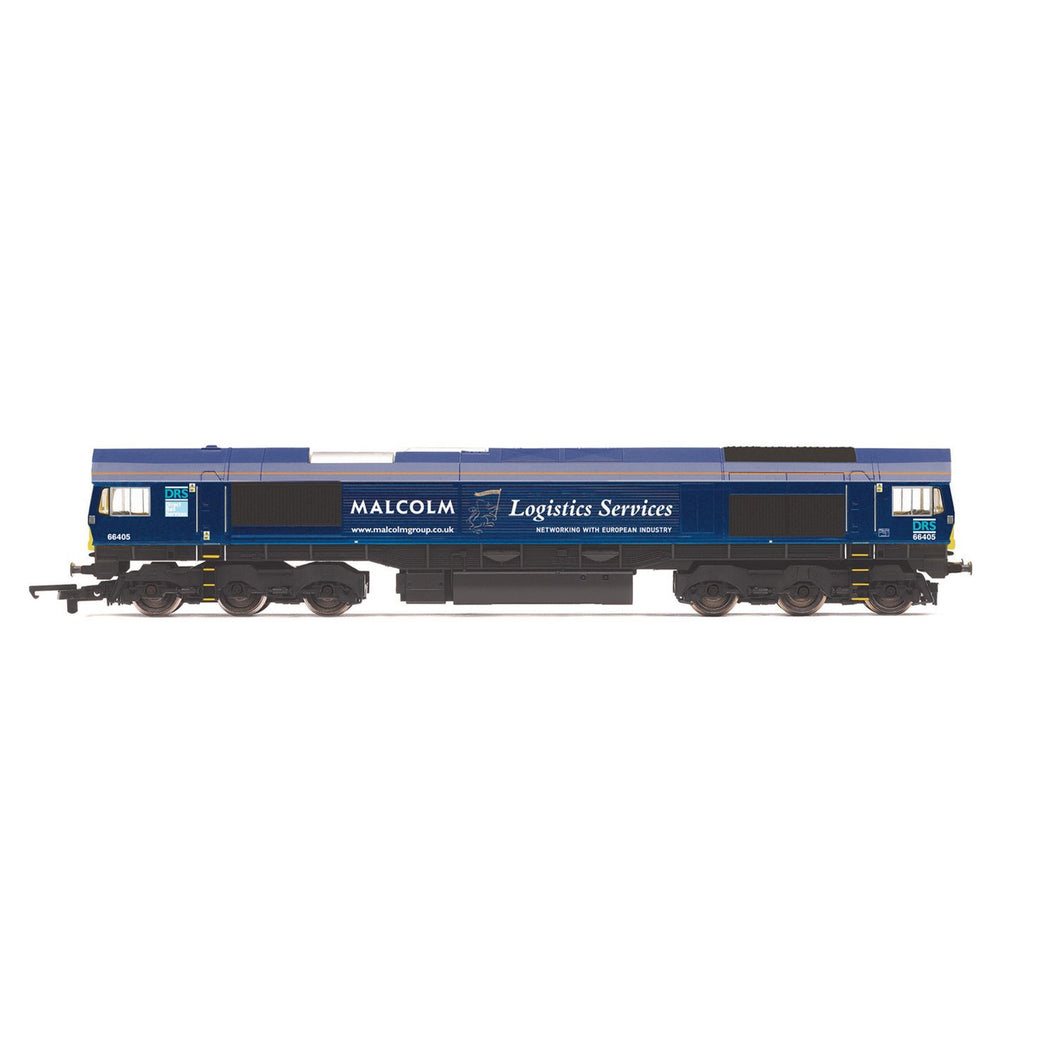 DRS, Class 66, Co-Co, 66405, Era 10 - R3886 -PRE ORDER - (from 2020 range)
