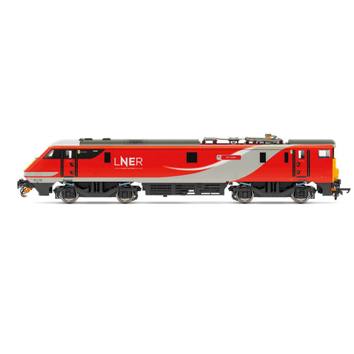 LNER, Class 91, Bo-Bo, 91118 'The Fusiliers' - Era 11 - R3891 -PRE ORDER - (from 2020 range)