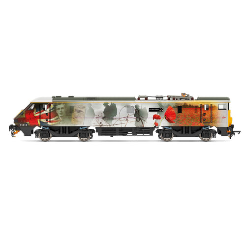 VTEC, Class 91, Bo-Bo, 91111 'For the Fallen' - Era 10 - R3892 -PRE ORDER Dec-20